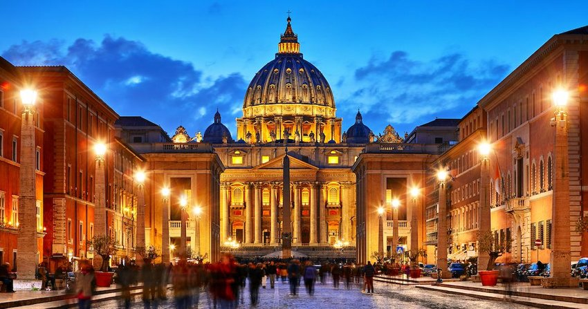 5 Things You Didn't Know About Vatican City