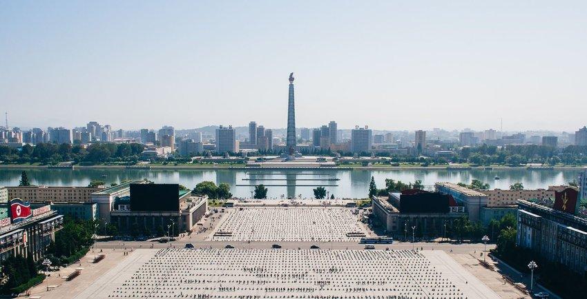 3 Crazy Buildings in North Korea