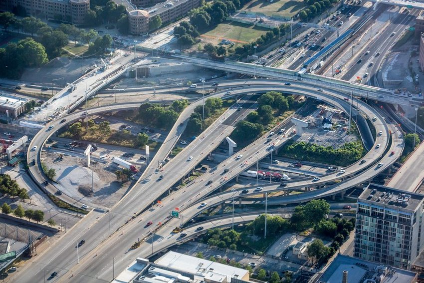 8 Congested U.S. Highways to Avoid at All Costs