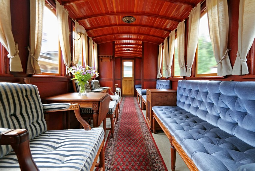 3 Most Luxurious Trains You Need to Ride