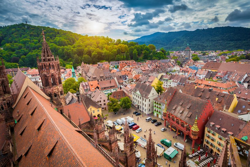 3 Small German Towns Worth Exploring