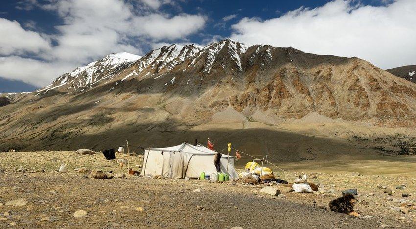 Changtang Plateau, Tibet
