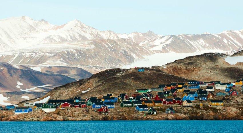 Ittoqqortoormiit, Greenland