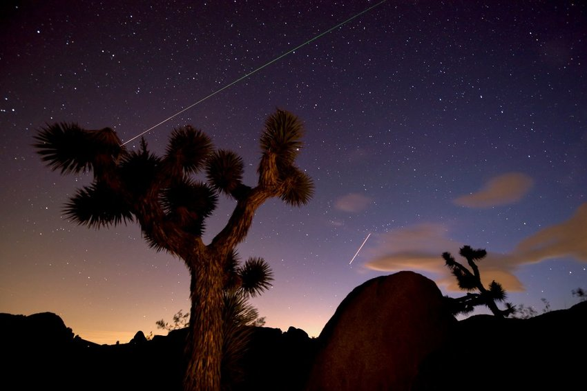 6 Best Places to See Meteor Showers