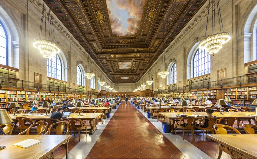 5 Largest Libraries in the World
