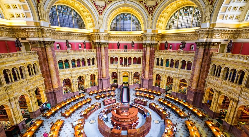 Library of the U.S. Congress