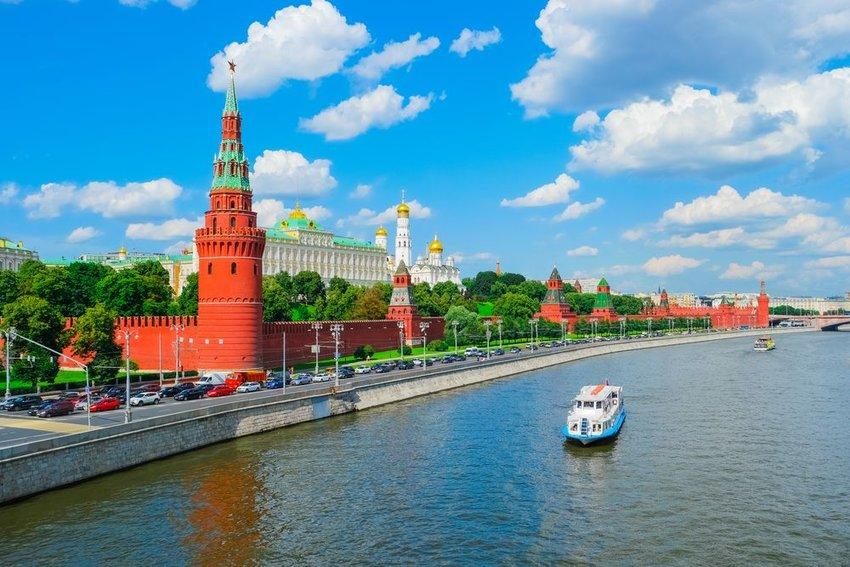 Russia (36 Rivers)