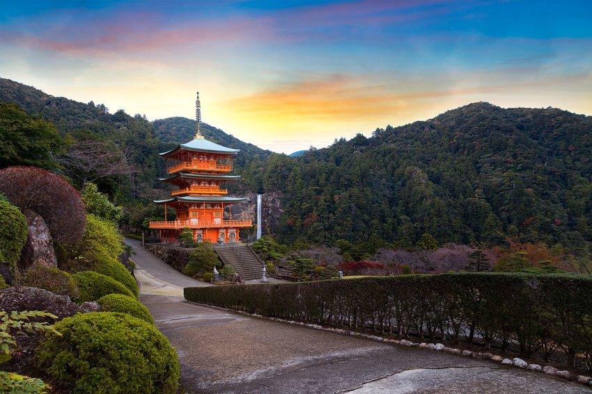 Seiganto-ji, Japan