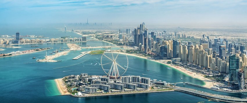 4 of Dubai's Biggest Attractions (Literally)