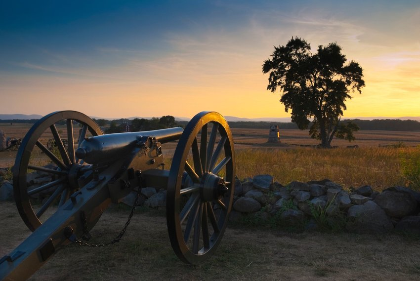 3 Historic Civil War Sites Worth Visiting Today