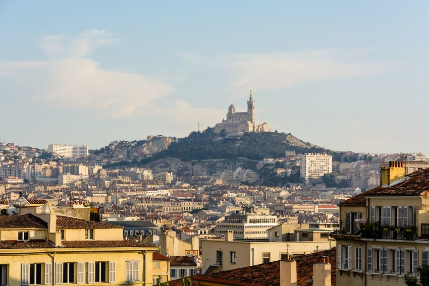 3 Unforgettable Sights in Marseille