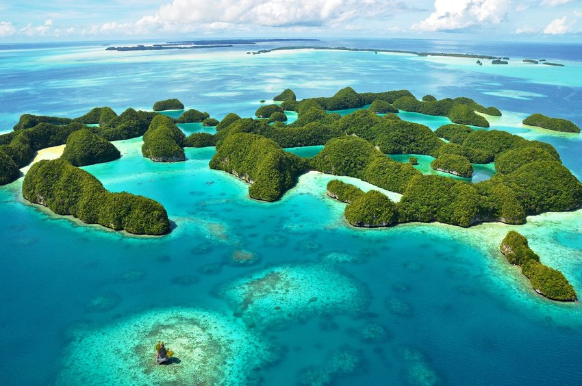 7 Least Populated Countries in the World