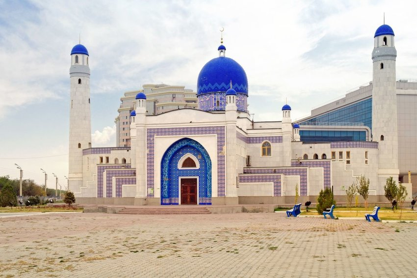 Photo of Mosque Imangaly