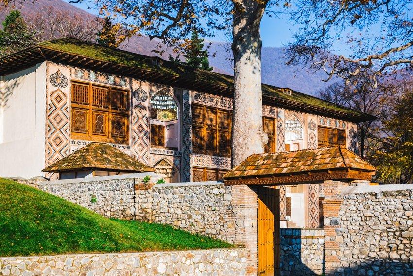 Historic Centre of Sheki With the Khan's Palace, Azerbaijan