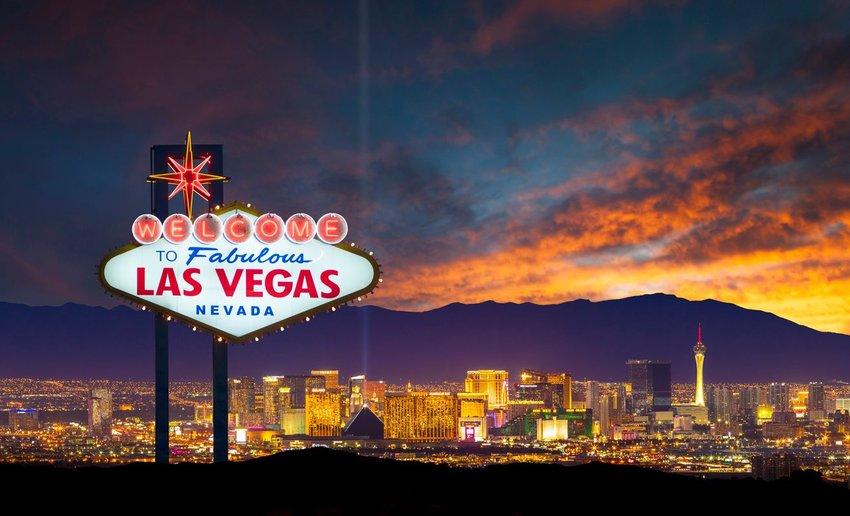 Las Vegas Welcome Sign, Nevada