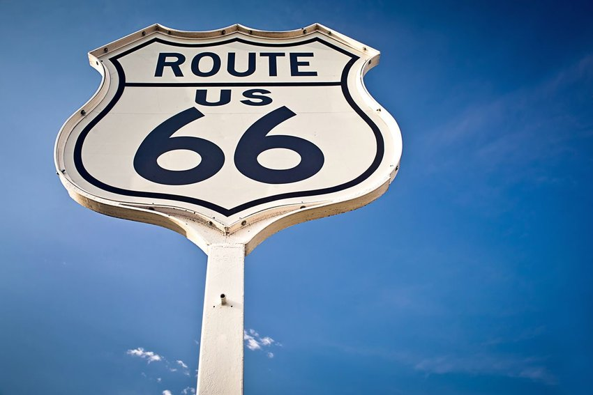 Route 66, Oklahoma
