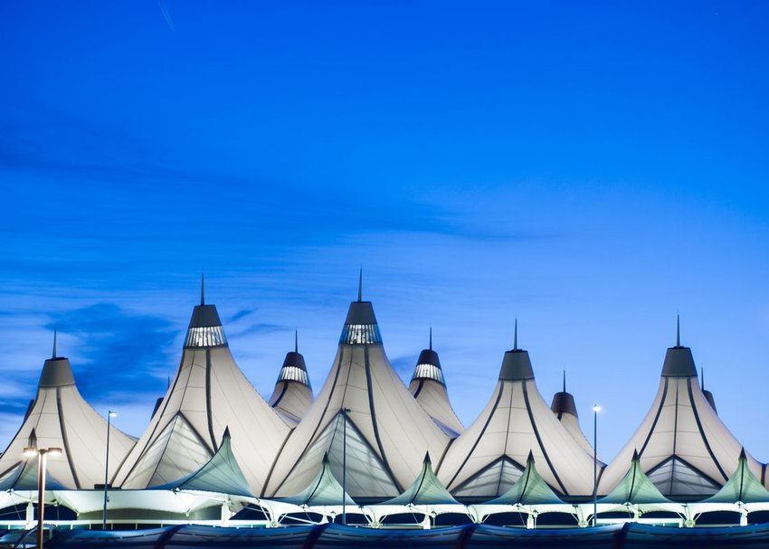6 Things You Never Knew About Denver International, America's Strangest Airport