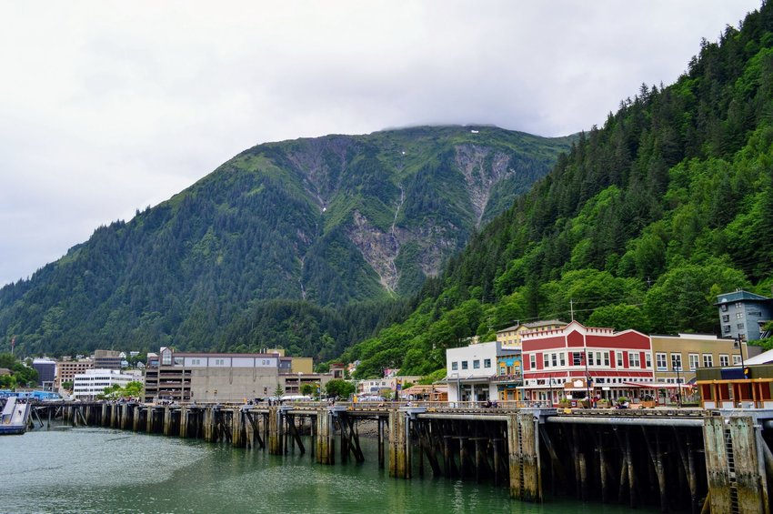 Alaska's Capital City Isn't Accessible by Car