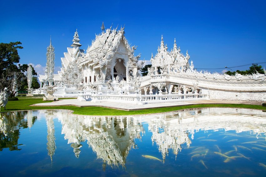 8 Most Stunning Buildings Ever Constructed