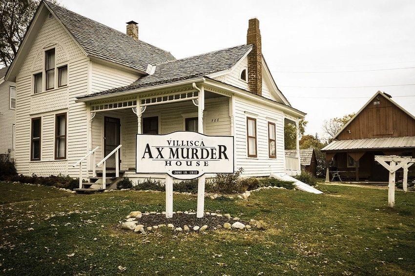 Villisca Ax Murder House (Villisca, Iowa)