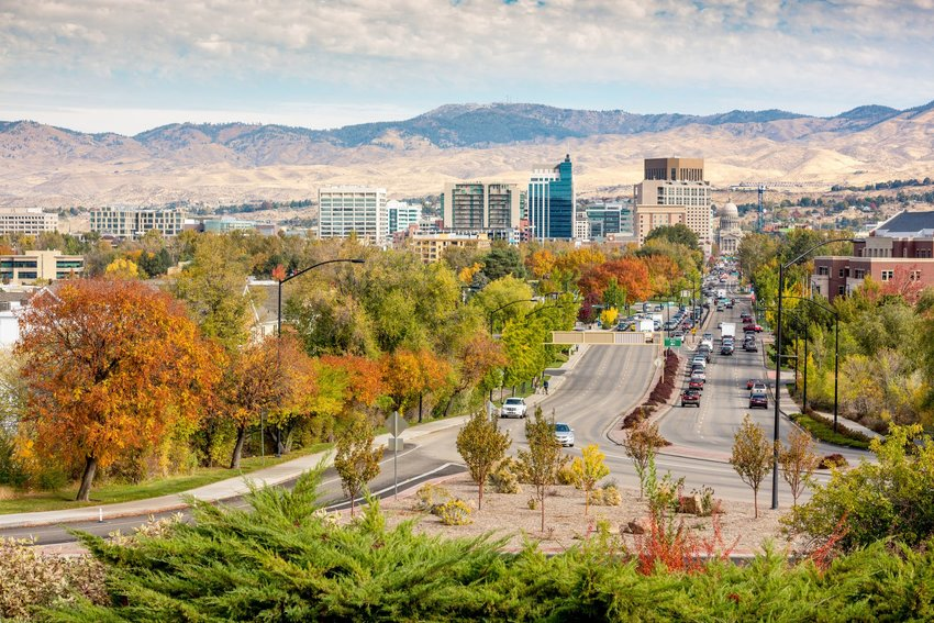 4 Fastest-Growing States