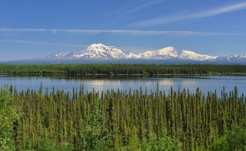 10 Tallest Mountains in the U.S.