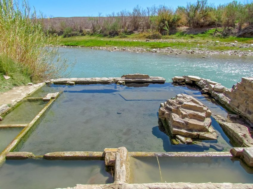Boquillas Hot Springs
