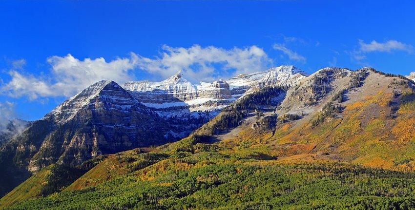 Mount Timpanogos, Utah