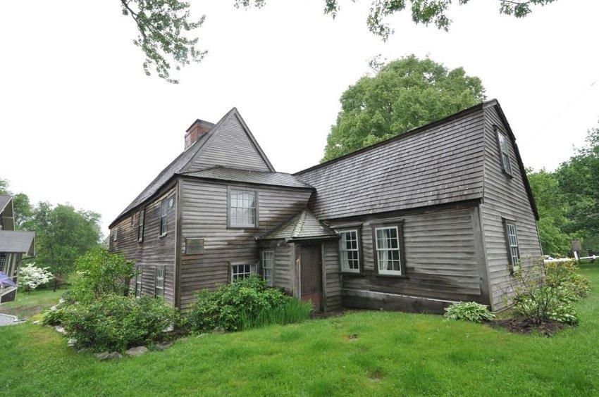 Fairbanks house in Dedham
