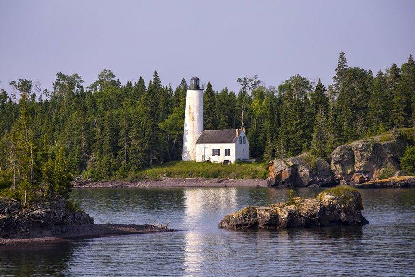 Rock Harbor Lighthouse, Isle Royale National Park