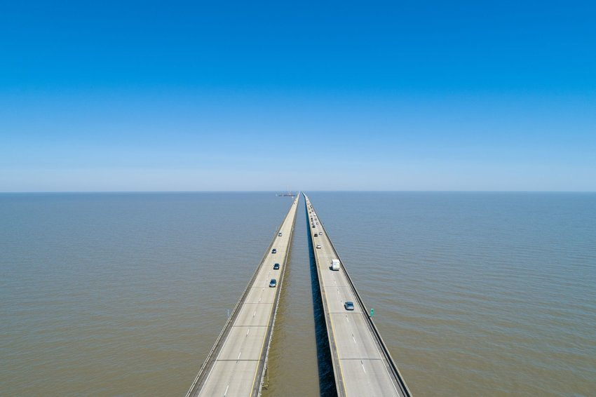 6 of the Longest Bridges in the U.S.