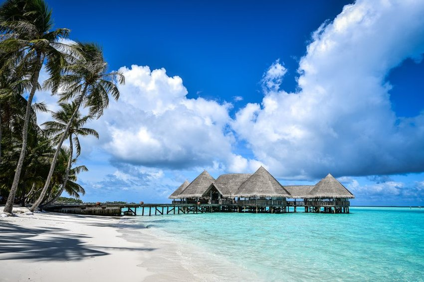 5 Overwater Bungalows to Kick Back In