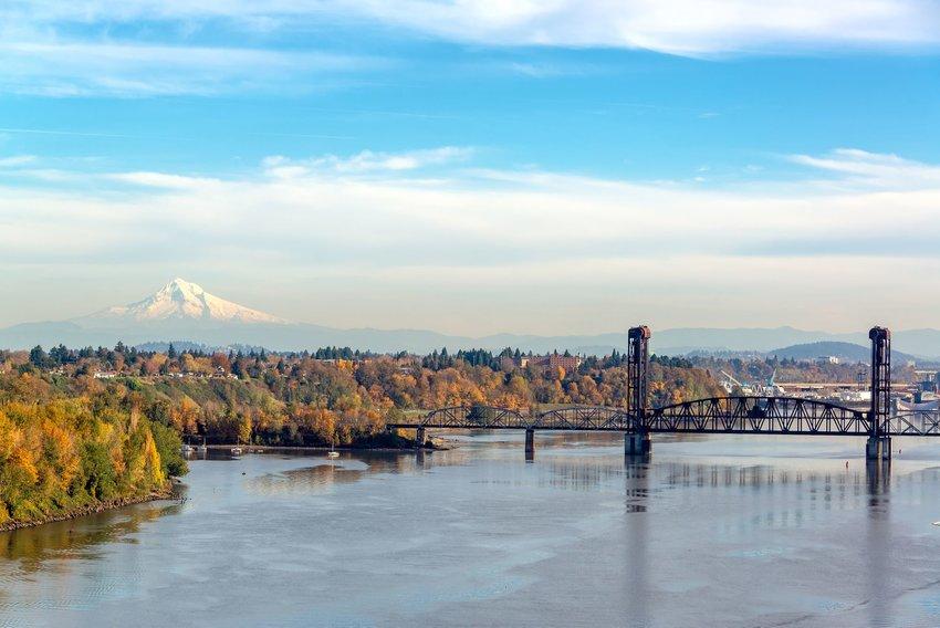 Mount Hood Railroad, Oregon