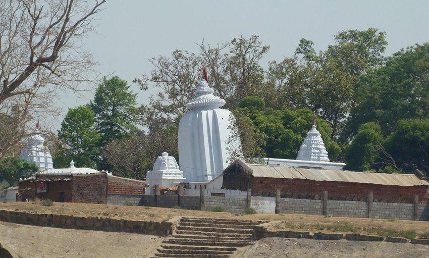 Lenaning Temple, Huma, Sambalpur district, Odisha, India