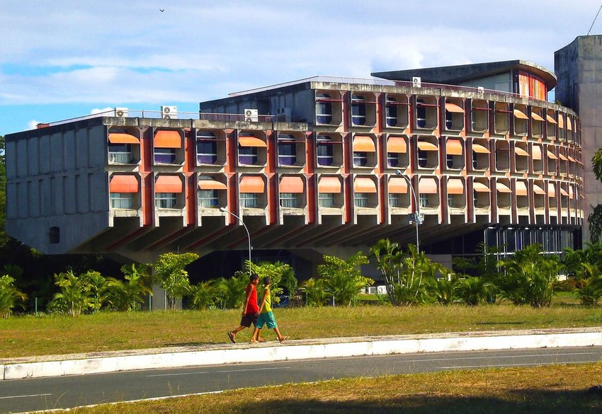 Bahia Governance, at the Bahia Administrative Center, in Sussuarana, Salvador, Bahia, Brazil