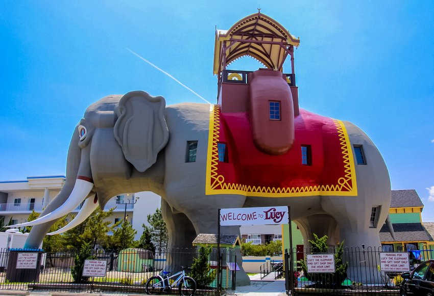 4 Things You Should Know About Lucy the Elephant, the Jersey Shore's Strangest Attraction