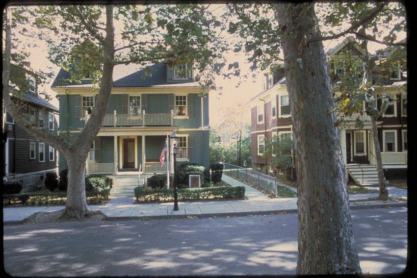John F. Kennedy National Historic Site in Massachusetts