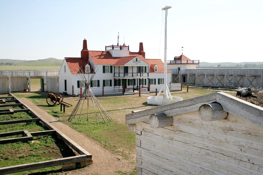Fort Union Trading Post Historic Site