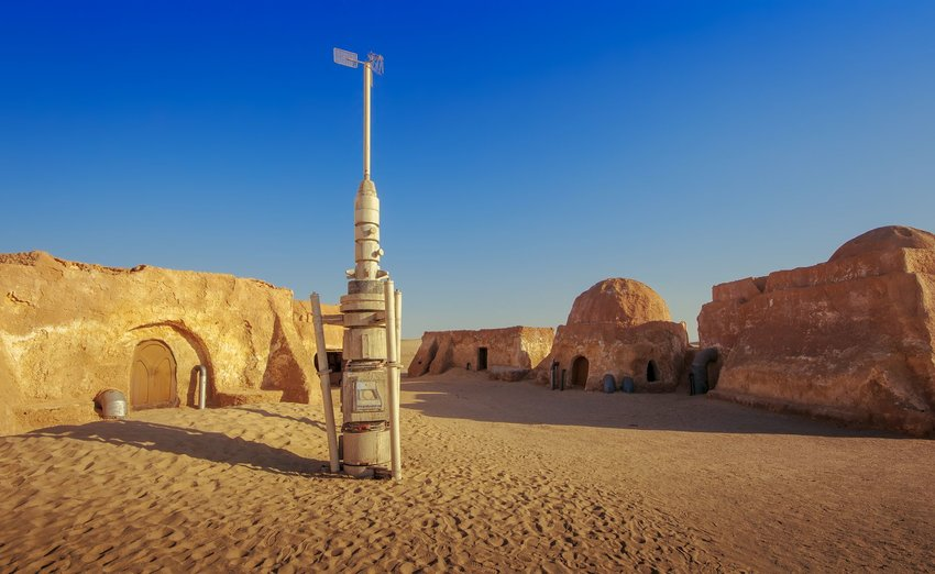 Star Wars: Tunisia