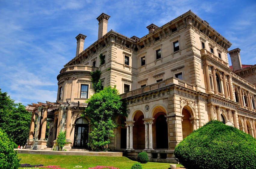 The Breakers in Rhode Island