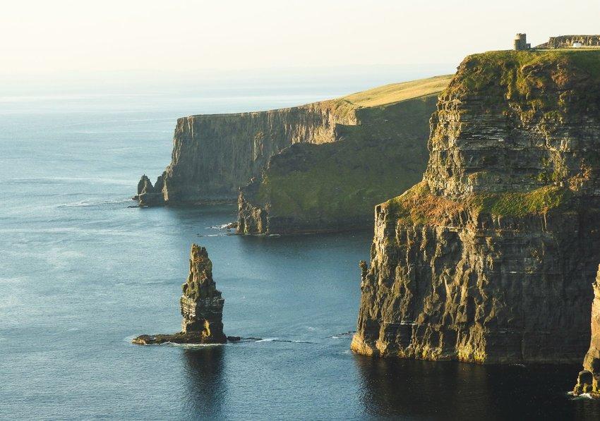 Cliff's of Moher in Ireland