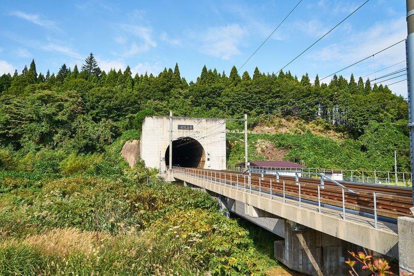 Seikan Tunnel in Japan