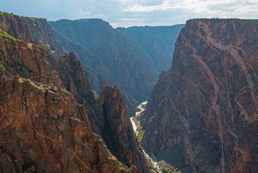 Black Canyon Gunnison National Park, Colorado