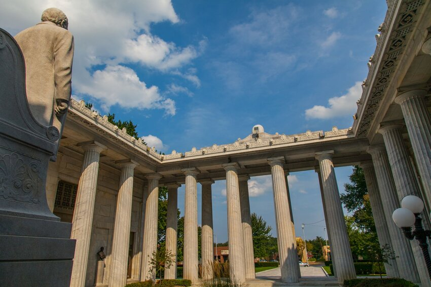 William McKinley Presidential Library and Museum in Canton, Ohio