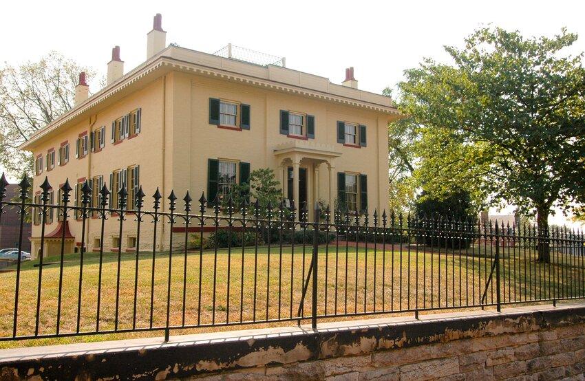 William Howard Taft National Historic Site home